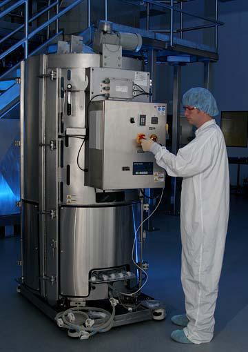 一次性生物反应器Single-Use Bioreactor, SUB