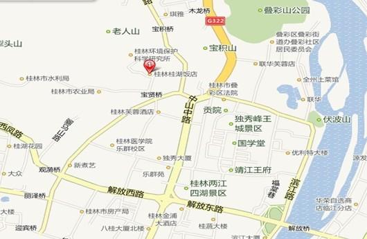 桂林飞机场到桂林北站